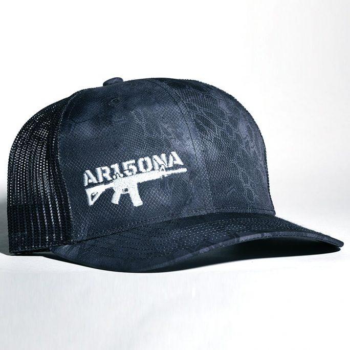 AR15ONA Kryptek Typhon Trucker Hat